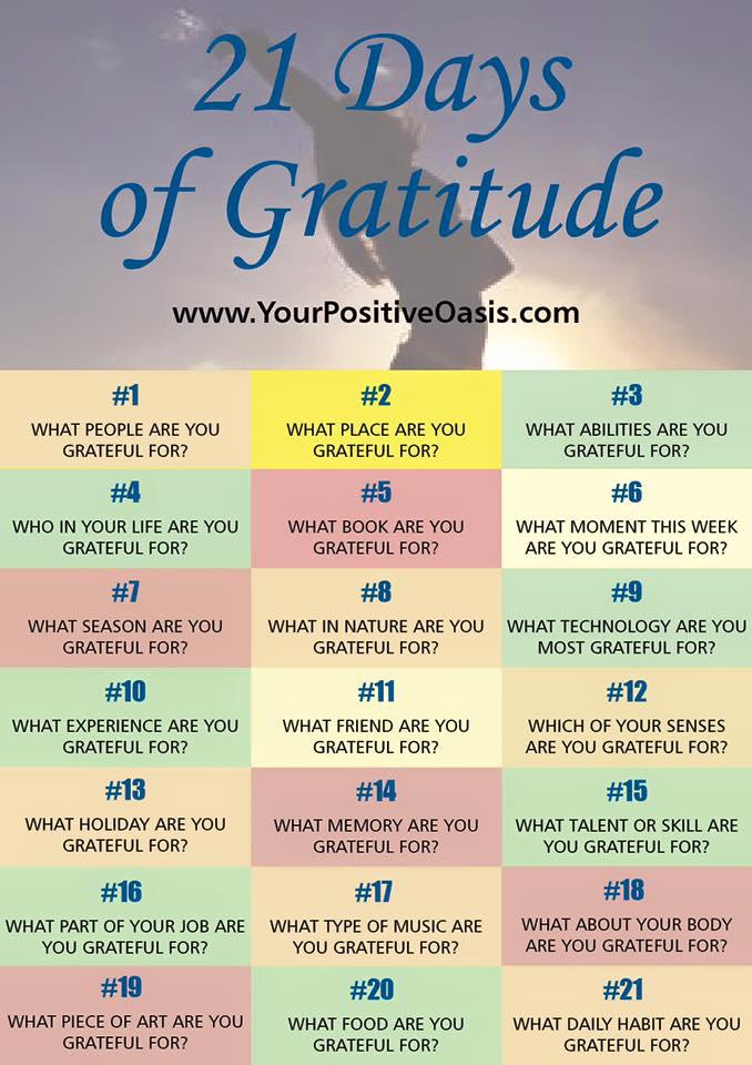 8 Surprising Benefits Of Showing More Gratitude.