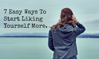 ways liking yourself more