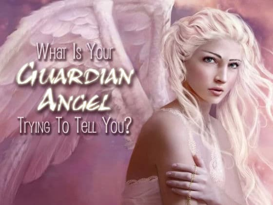 What Is Your Guardian Angel Trying To Tell You!
