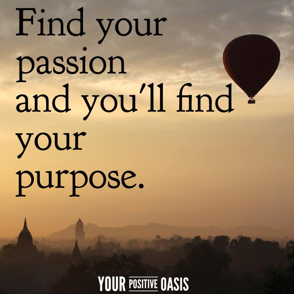 20 Questions To Help You Find Your Passion