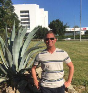 Aloe Vera Plant Antalya Turkey