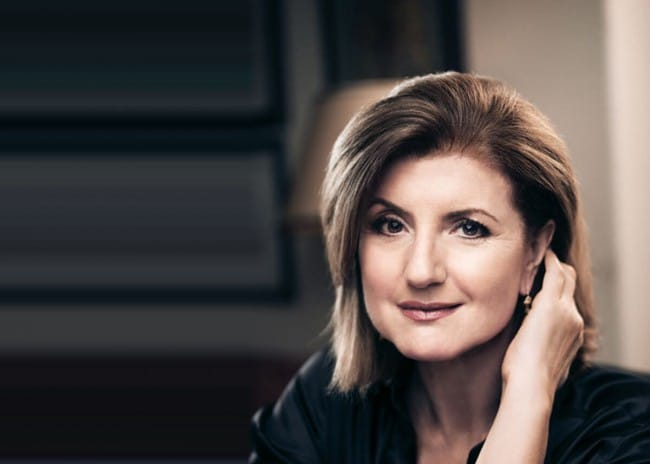 15 Awesome Arianna Huffington Quotes