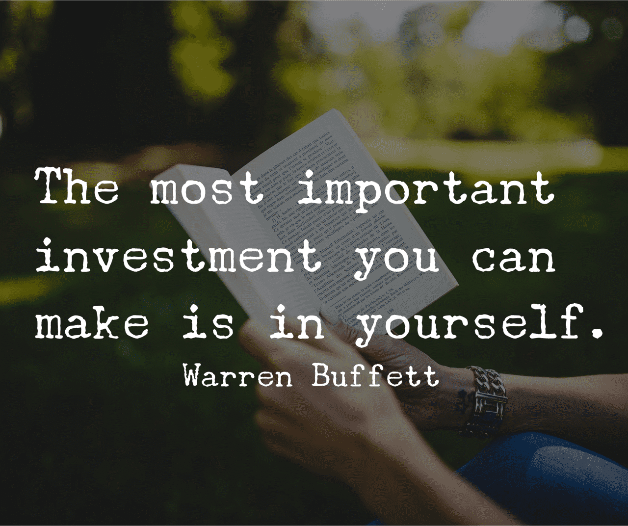 30 Best Warren Buffett Quotes