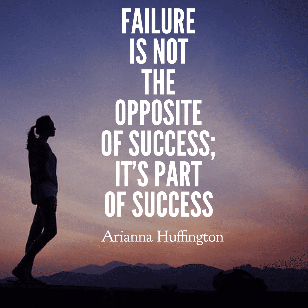 Inspirational Quotes About Failure: 15 Awesome Arianna Huffington Quotes