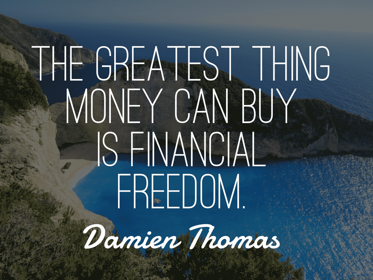 Financial Freedom Quotes Top 30 Money And Wealth Quotes Of All Time