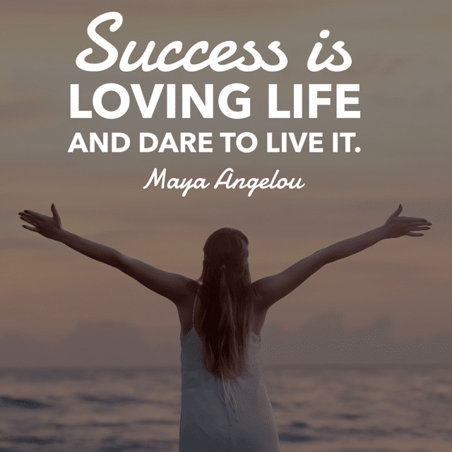 Loving Life: Maya Angelou Quotes On Life, Love And Happiness