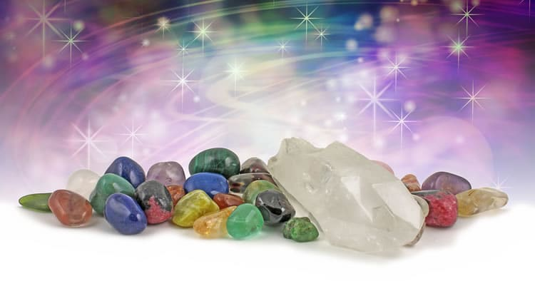 What Type of Crystal Are You Vibrating?