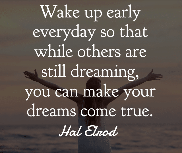 25 Highly Motivational Quotes: 26 Highly Motivational Hal Elrod Quotes To Live By