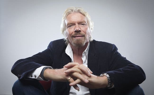 30 Highly Inspirational Richard Branson Quotes On Life And Success