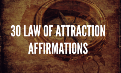 30 Law Of Attraction Affirmations