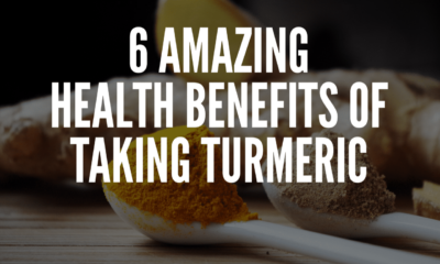 6 Amazing Health Benefits Of Taking Turmeric