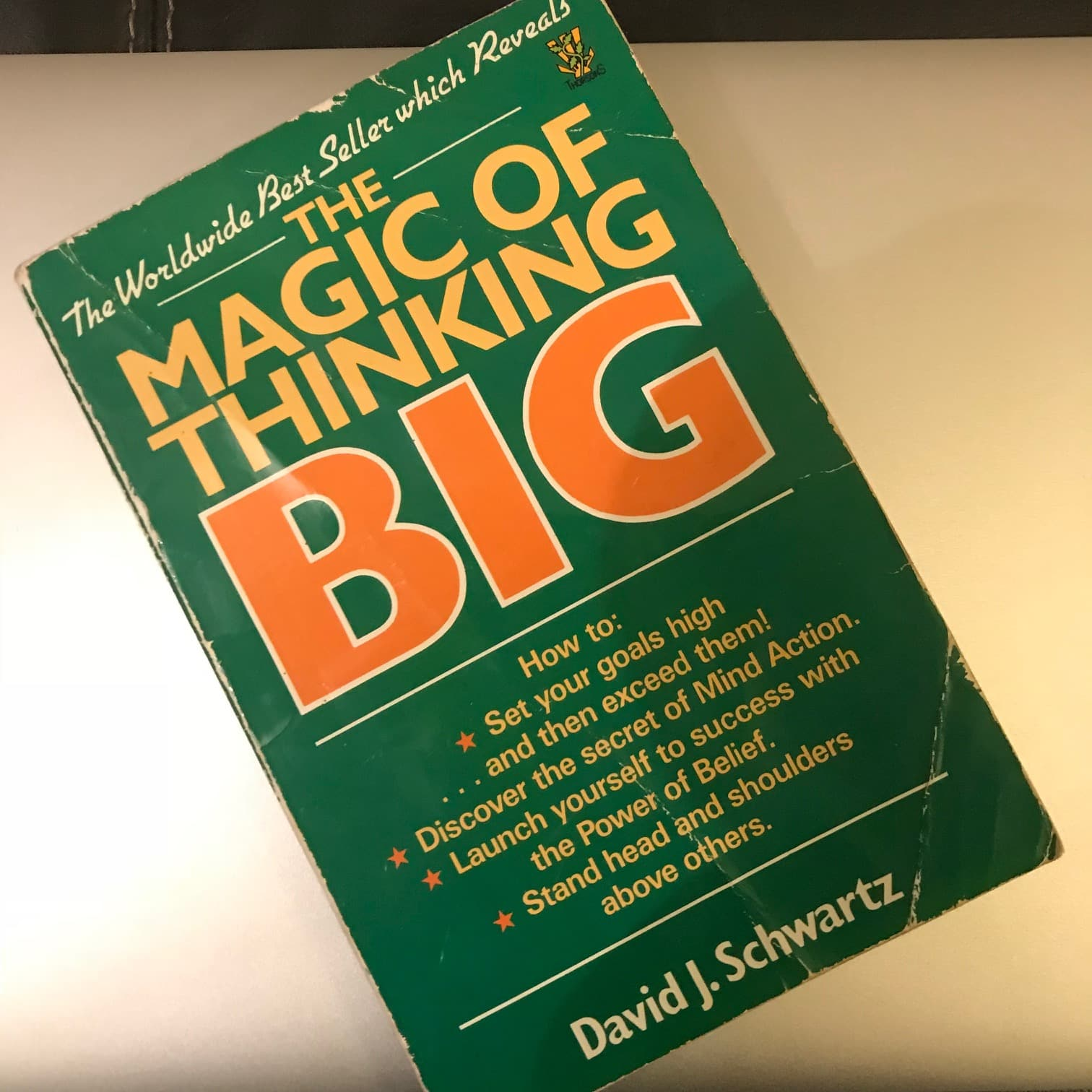 30 Classic Quotes By David J Schwartz The Magic Of Thinking Big