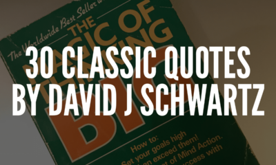 David J Schwartz Quotes