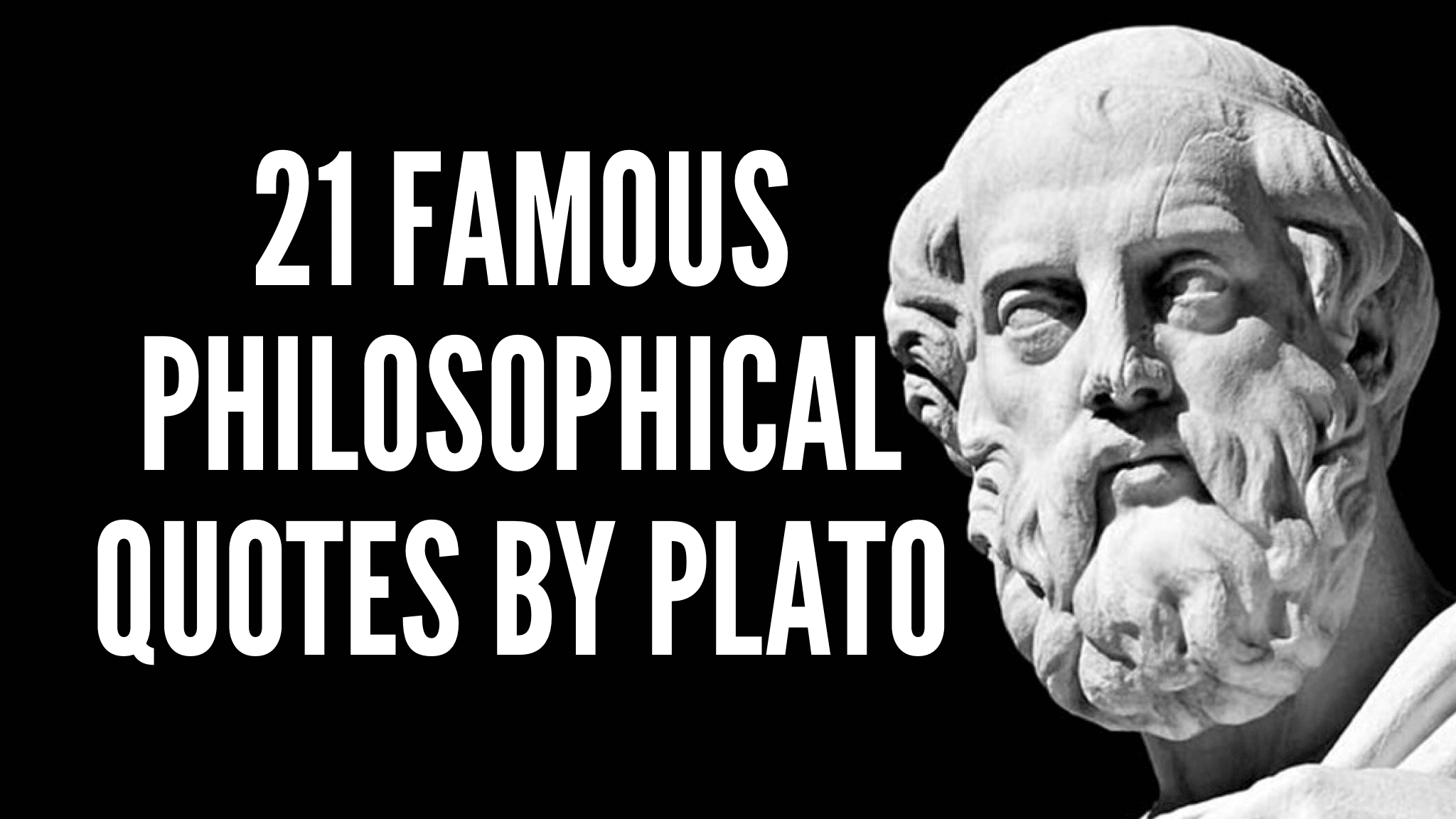 21 Famous Philosophical Quotes By Plato