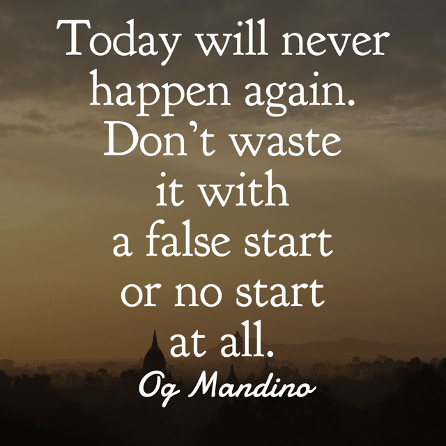 20 Og Mandino Quotes That Will Totally Inspire You