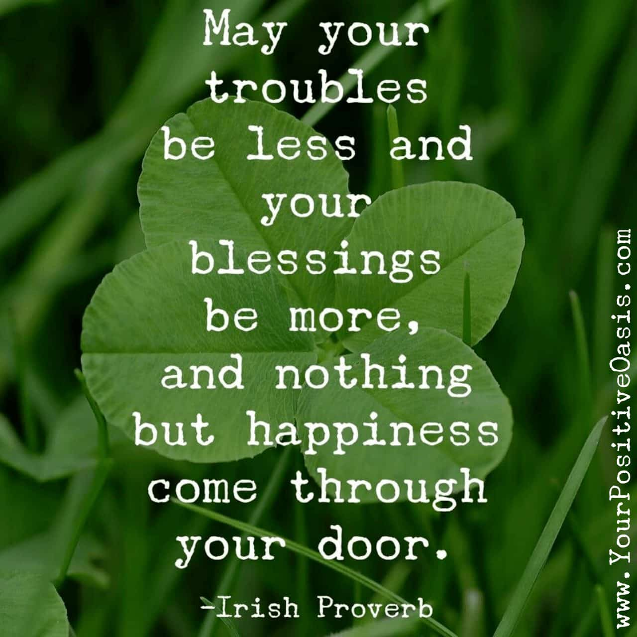 17 Magical Irish Blessings For Saint Patrick's Day