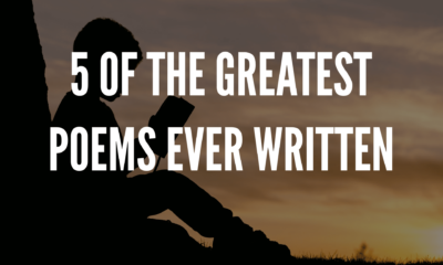 5 of the greatest poems ever written