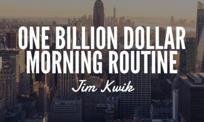 Billion Dollar Morning Routine