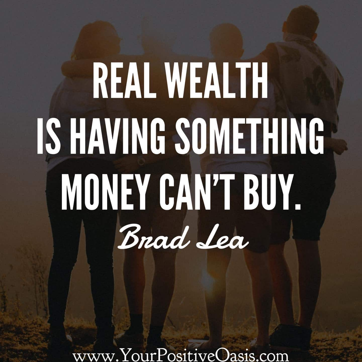 Inspirational Brad Lea Quotes