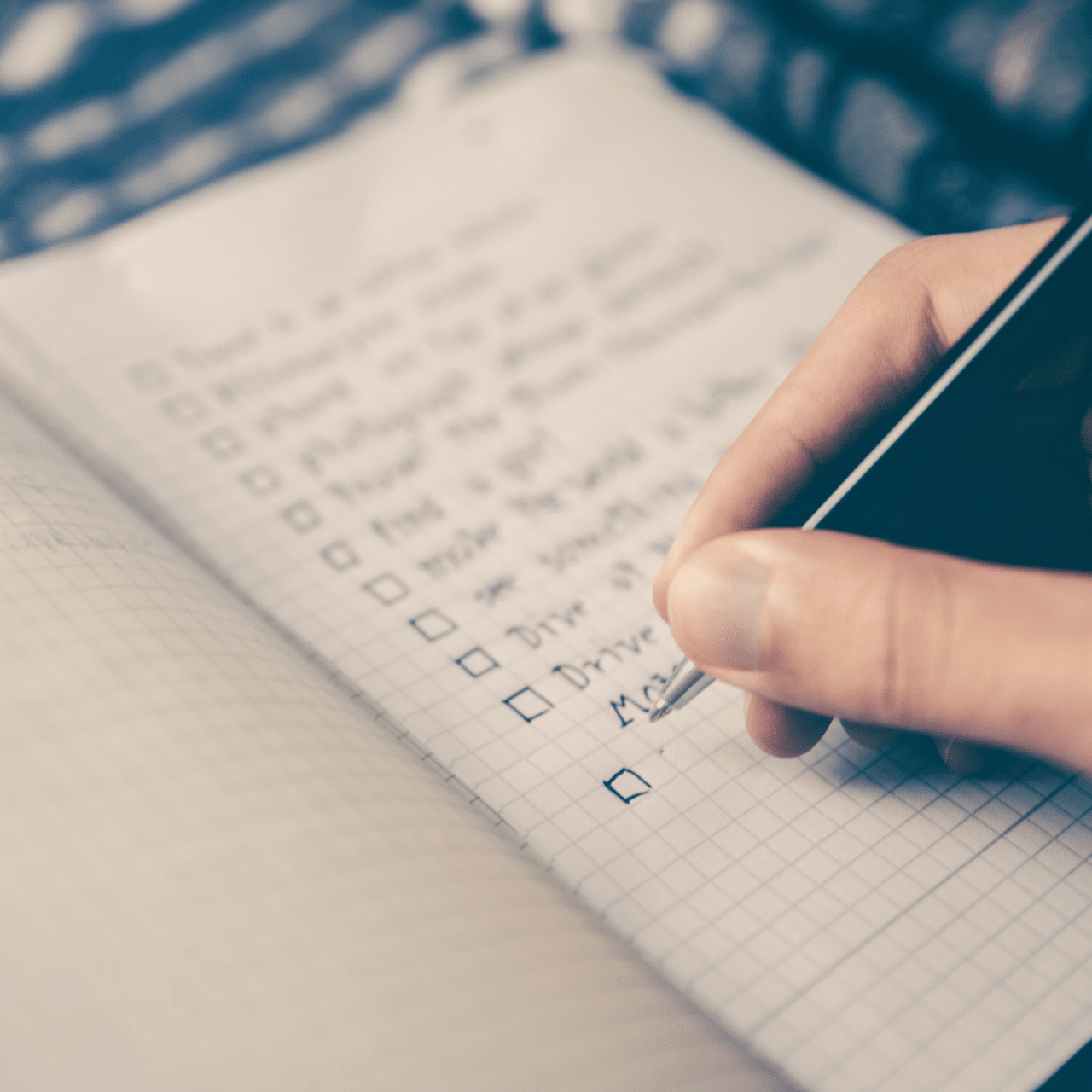 Create A Daily to-Do List