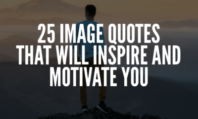 25 Inspirational Image Quotes