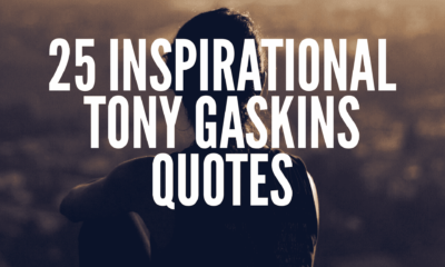 25 Inspirational Tony Gaskins Quotes