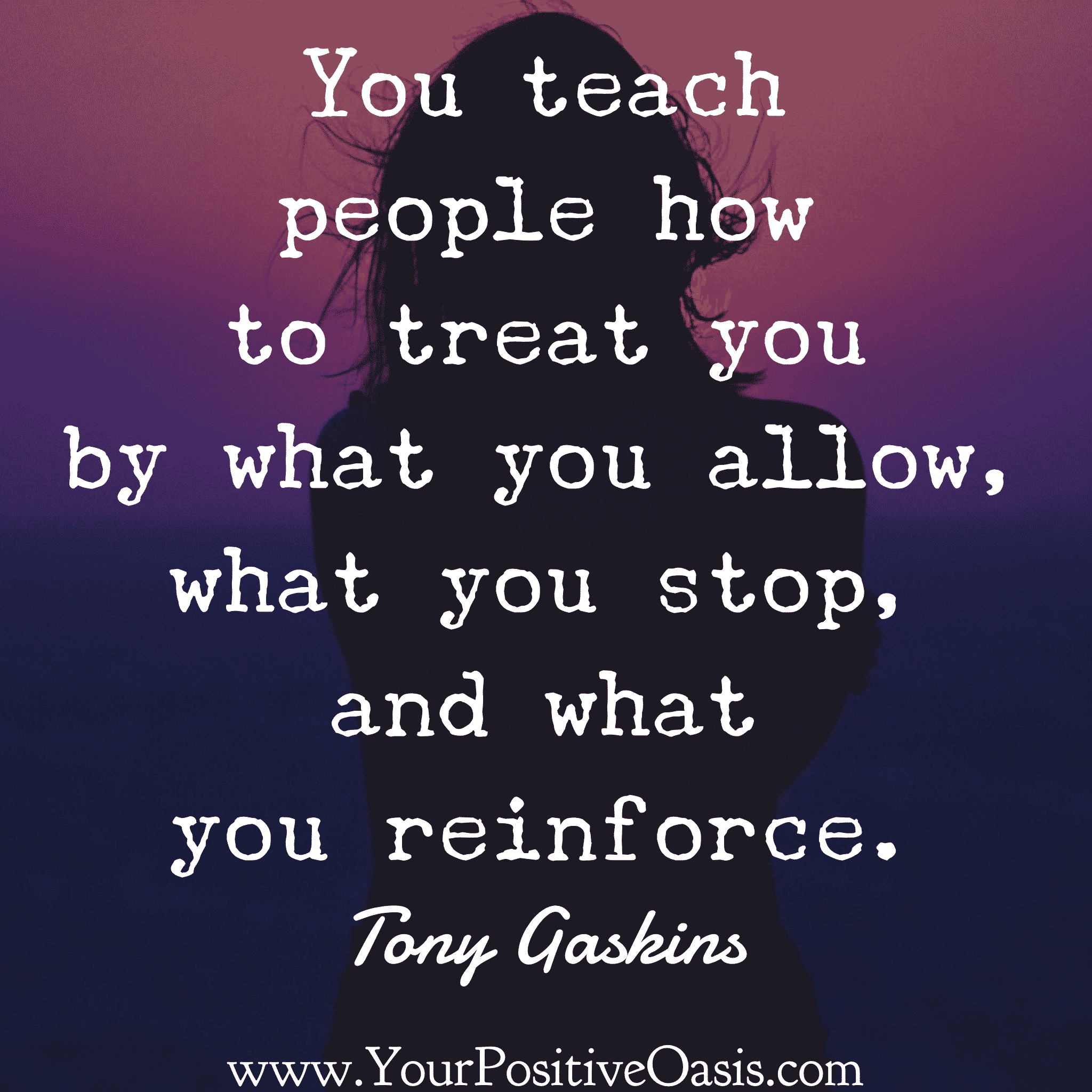 25 Inspirational Tony Gaskins Quotes