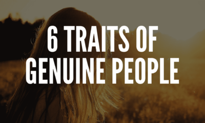 6 Traits of Genuine People