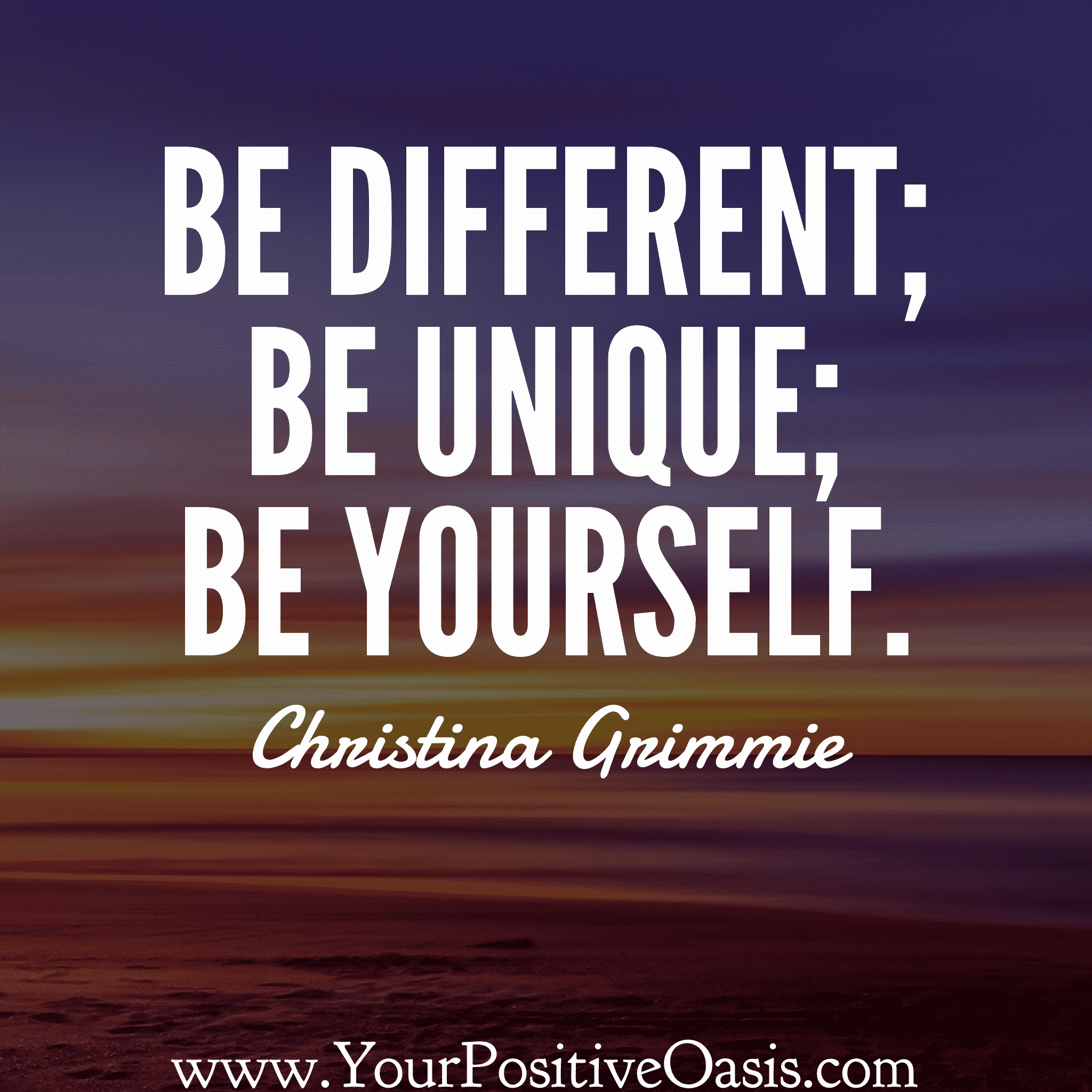 Quotes About Being Yourself