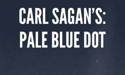 Carl Sagan's: Pale Blue Dot