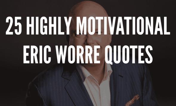 Eric Worre Quotes