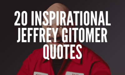 20 Inspirational Jeffrey Gitomer Quotes