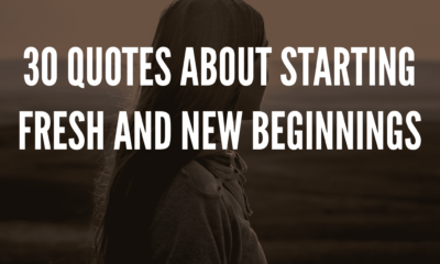 Quotes About Starting Fresh