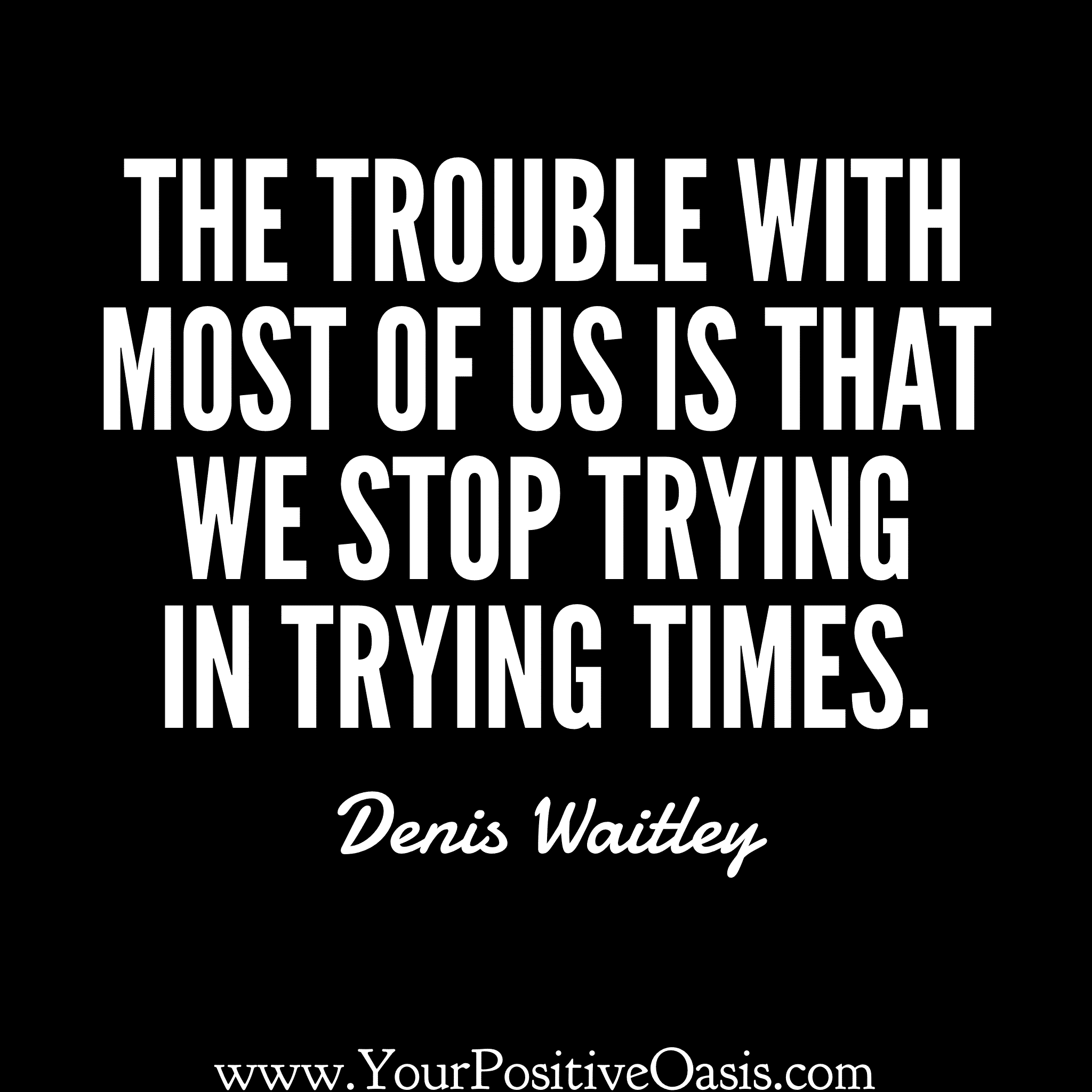 Denis Waitley Quotes