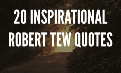 Robert Tew Quotes