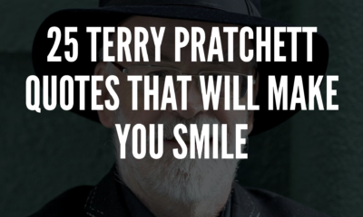 25 Terry Pratchett Quotes That Will Make You Smile