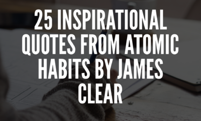 Quotes From Atomic Habits
