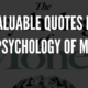 Quotes From The Psychology of Money
