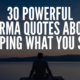 Karma Quotes About Reaping What You Sow