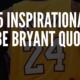 Inspirational Kobe Bryant Quotes