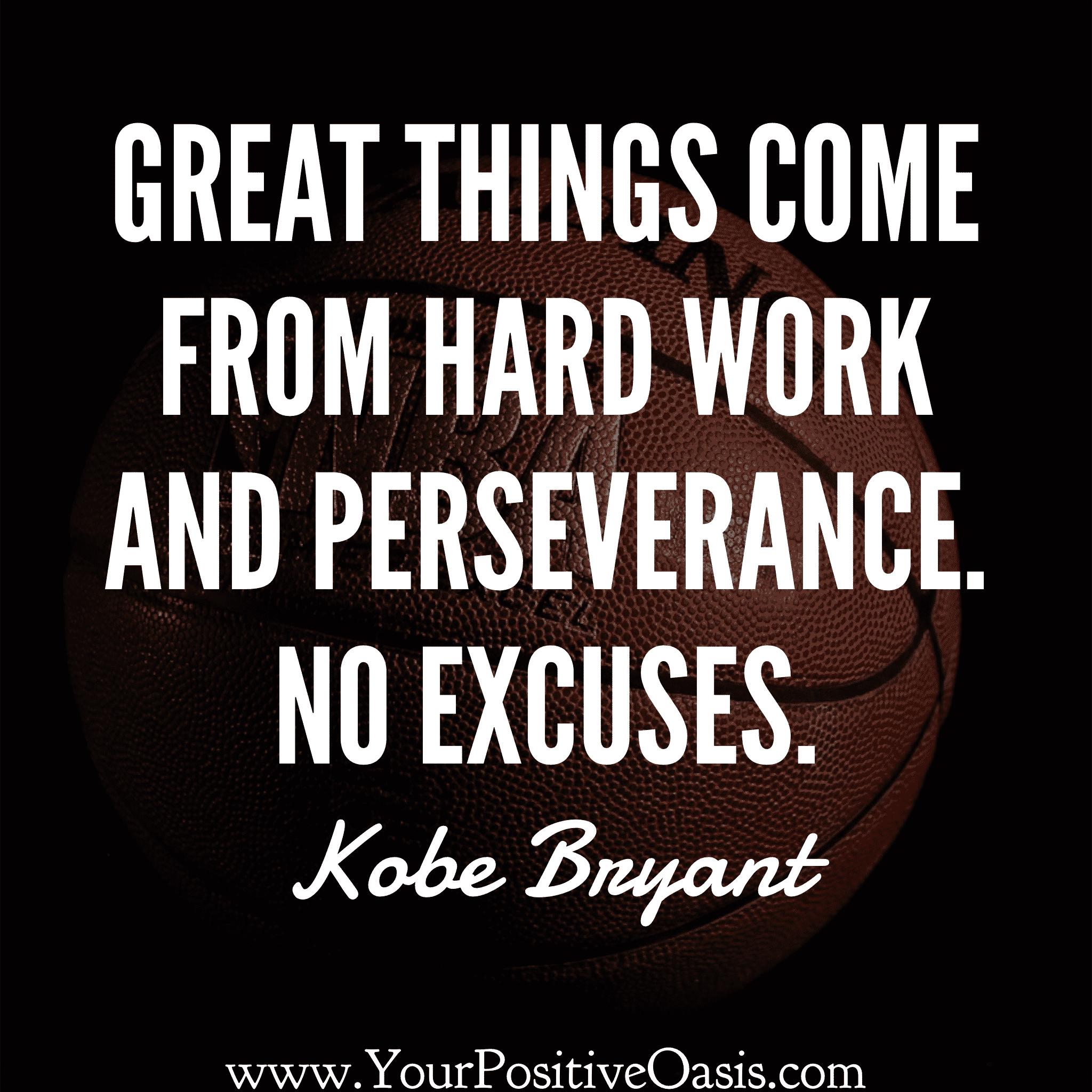 25 Inspirational Kobe Bryant Quotes