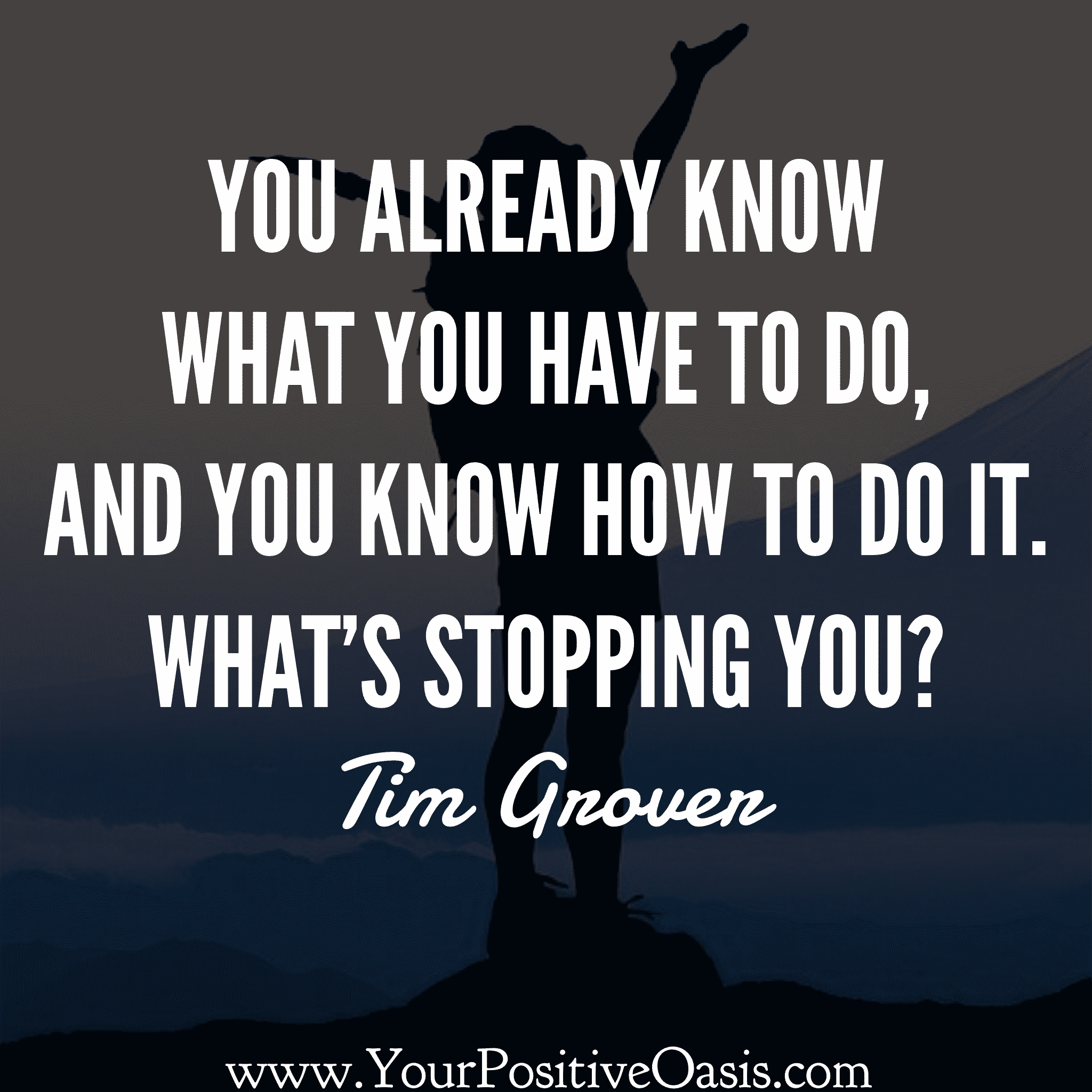 25 Tim Grover Quotes About Being Relentless
