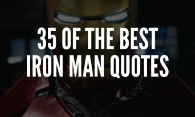 35 Of The Best Iron Man Quotes