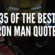 The Best Iron Man Quotes